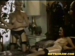 John Holmes in a threesome